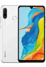 "Huawei P30 Lite 128GB+4GB RAM 6.1"" Dual Sim ITALIA NUOVO Smartphone PEARL WHITE"