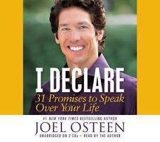 I Declare : 31 Promises to Speak over Your Life by Joel Osteen (2012, CD,...