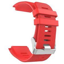 RACE RED Wristband Band Strap Bracelet Accessories For GARMIN VIVOACTIVE HR