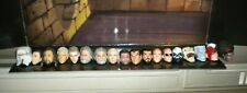 Marvel Legends Black series 6 inch Custom Head Lot of 18 Fodder