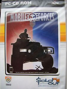 MOBILE FORCES---COMBAT GAME---PC CD---BRAND NEW