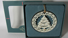 Lenox Yuletide Series Ornament Special Gold Accents Christmas Tree in Box(1Zcl)