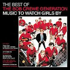 Music To Watch Girls - Bob Generatio Crewe (2006, CD NIEUW)