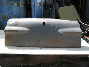 Mopar NOS 1961 Plymouth Suburban Wagon Tailgate 1919288