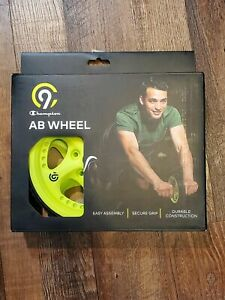 C9 by Champion Exercise & Home Fitness Ab Roller Wheel w/Easy Grip Handles New