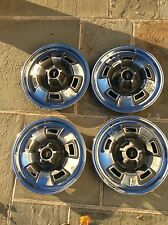 "67 - 69 Plymouth Satellite Fury Road Runner GTX Barracuda 14"" Hubcaps"