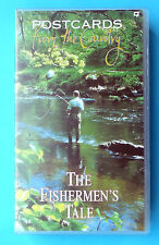 POSTCARDS FROM THE COUNTRY THE FISHERMEN'S TALES VIDEO VHS 1997 56 MINS