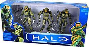 Halo Master Chief set 3 Action Figure McFarlane Gd14