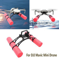 Pour DJI Mavic Mini Done Landing On Water Floating Kit Landing Gear + Floats Rod