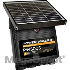 Power Wizard Pw500s 12v Solar Electric Fence Charger 05 Joule Output