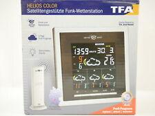 TFA Dostmann Helios Color Station météo, pour intérieur et extérieur