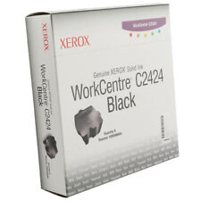 Original Xerox Solid Ink Nr.4 Black 108R00664 Workcentre C2424 -6 Sticks