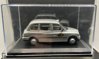 Oxford Diecast 76TX4004 TX4 Taxi Dial A Cab MIB WITH CERTIFICATE