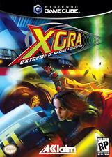 Xgra Xtreme G Racing Association NGC New GameCube