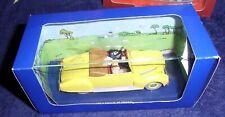 CAR CAR TINTIN ATLAS NO.12 CABRIOLET THE CAPTAIN HADDOCK BOXed