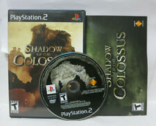 Shadow of the Colossus Sony PlayStation 2, 2005 PS2 Complete Black Label