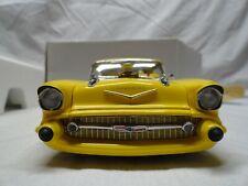 Danbury Mint 1957 Chevrolet / Chevy Pro Street Hardtop - Yellow