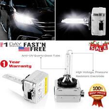 2 STES D1C/D1R/D1S 6000K Ice White HID Xenon Headlight OEM Replacement Bulbs US