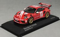 Minichamps Porsche 911 991.2 GT3 RS Getspeed Race Taxi 2019 410067024 1/43 NEW