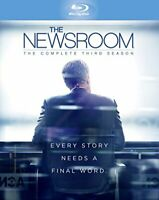 The Newsroom - Season 3 [Blu-ray] [Region Free] [DVD][Region 2]