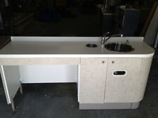 """A-dec Preference III 5531 Side Cabinet 72"""" Sink Console Adec Dental Cabinetry"""