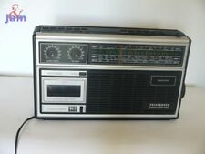 Vintage Radio Cassette Recorder Player Telefunken Bajazzo CR4000. Full Works.