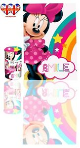 Minnie Mouse Blanket ,Soft Touch Polar Fleece Blanket, Official Licenced.