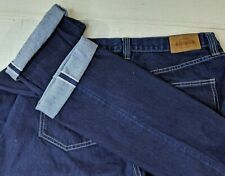Fossil Premium Wear Selvedge Denim Men's Jeans 34 34x32
