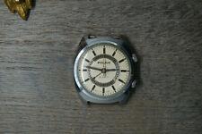 Vintage USSR SOVIET Wristwatch POLJOT Mechanical Alarm X96