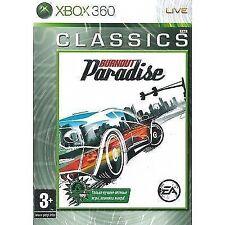 BURNOUT PARADISE (CLASSICS) - XBOX