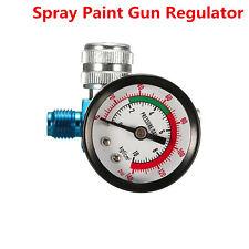 1xAir Pressure Regulator 1/4in HVLP Compressor 140PSI Spray Paint Gun Air Guage