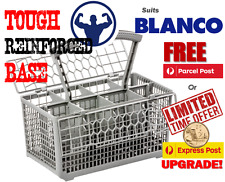 Best quality dishwasher cutlery basket, suits Blanco FREE POST Reinforced base.