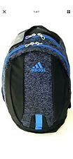 Adults Adidas Journal Large Capacity BackPack Onix 3 D Pixel/Bright Blue/Black