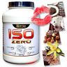 Iso Zero Stak Nutrition 2270 g - Proteine isolate di alta qualità