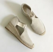 Tory Burch Catalina 3 Espadrille Wedge Different Size:7 & 7.5 Read Description