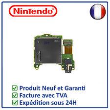 Lecteur Cartouche de jeu avec PCB carte nappe Prise jack audio Nintendo Switch