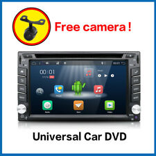 Double 2 Din Android 10.0 Car DVD Player Radio Stereo Head Unit GPS SAT NAV DAB+