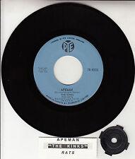 "THE KINKS  Apeman 7"" 45 rpm vinyl record + juke box title strip BRAND NEW"