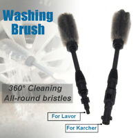 Pressure Washers Car Wheel Washing Brush for LAVOR / Karcher Cleaning Tools +3
