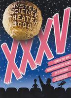MYSTERY SCIENCE THEATER 3000 - VOLUME  XXXV (BOXSET) (DVD)