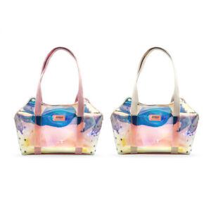 ARKIKA Design-New Fashion H5 Color Transparent Handbag Dog Cat Carry Bag