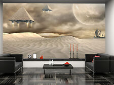 Sphinx and Pyramids Wall Mural Photo Wallpaper GIANT DECOR Paper Poster
