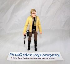 "Star Wars Black Series 6"" Inch Luke Skywalker Yavin Loose Figure COMPLETE"