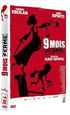 DVD *** 9 MOIS FERME *** avec Sandrine Kiberlain, Albert Dupontel (neuf emballé)