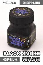 Wilder NL-01 - Nitroline: Black Smoke Wash 50ml Bottle