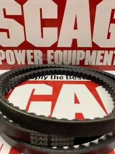 """Scag Hydro Belt OEM 485909 - Fits Turf Tiger 2 - 52-72"""" """" Gas models only!"""