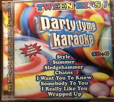 New TWEEN HITS 7 (CD+G) Party Tyne Karaoke