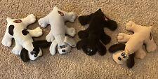 Vintage Lot Of 4 Pound Puppies Newborns 1985