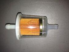 """GKI GF69PL 3/8"""" Plastic Gas/Fuel Filter fits G3 F20118 33003"""