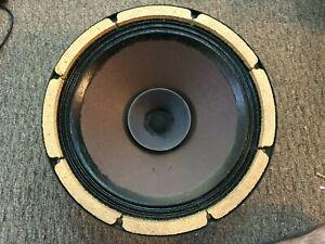 "Vintage Philips AD12100/M8 12"" 8 Ohms Speaker Driver"